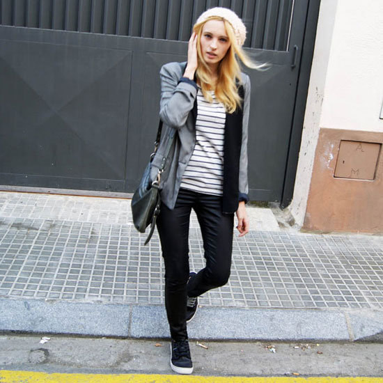 sporty chic look (7)