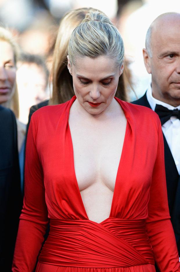 'La Venus A La Fourrure' Premiere - The 66th Annual Cannes Film Festival