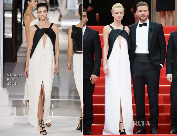 Carey-Mulligan-In-Vionnet-Inside-Llewyn-Davis-Cannes-Film-Festival-Premiere