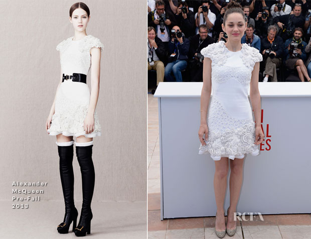 Marion-Cotillard-In-Alexander-McQueen-'The-Immigrant'-Cannes-Film-Festival-Photocall