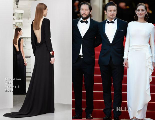 Marion-Cotillard-In-Christian-Dior-'The-Immigrant'-Cannes-Film-Festival-Premiere
