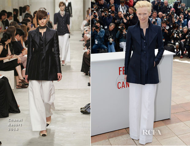 Tilda-Swinton-In-Chanel-Only-Lovers-Left-Alive-Cannes-Film-Festival-Photocall