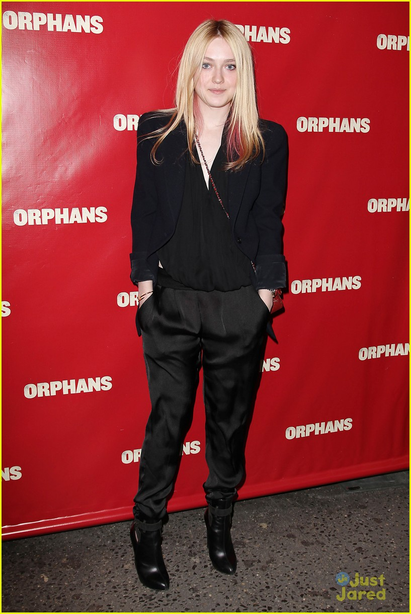 "Opening Night of Broadway's ""Orphans"""