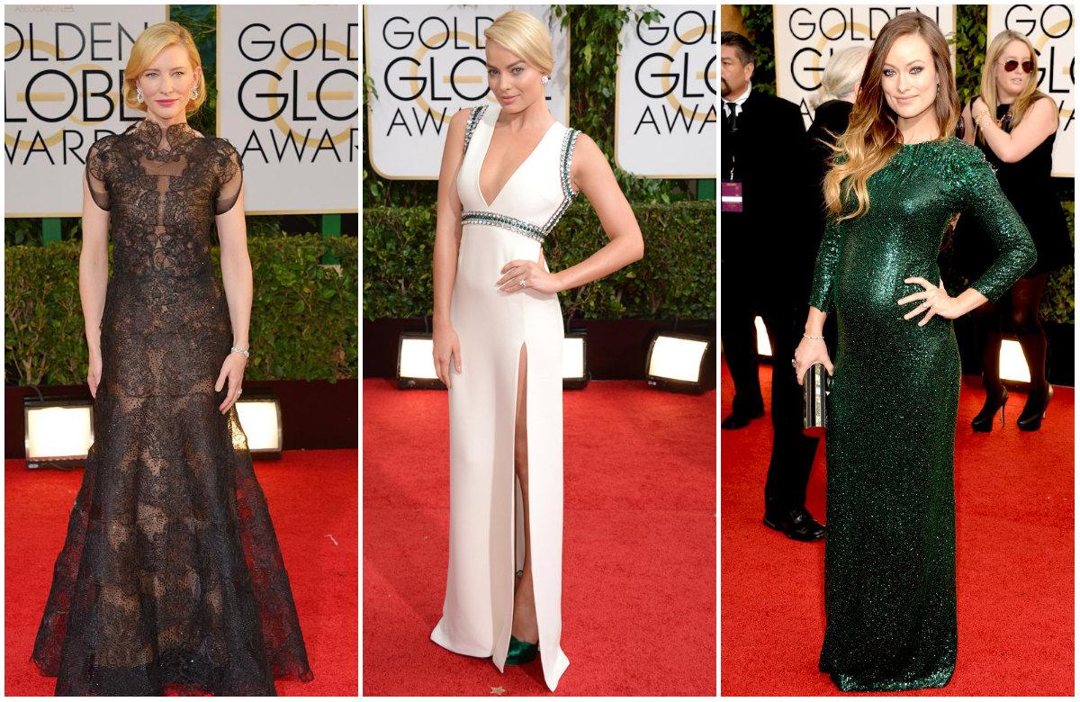 as mais bem vestidas golden globe 2014 2
