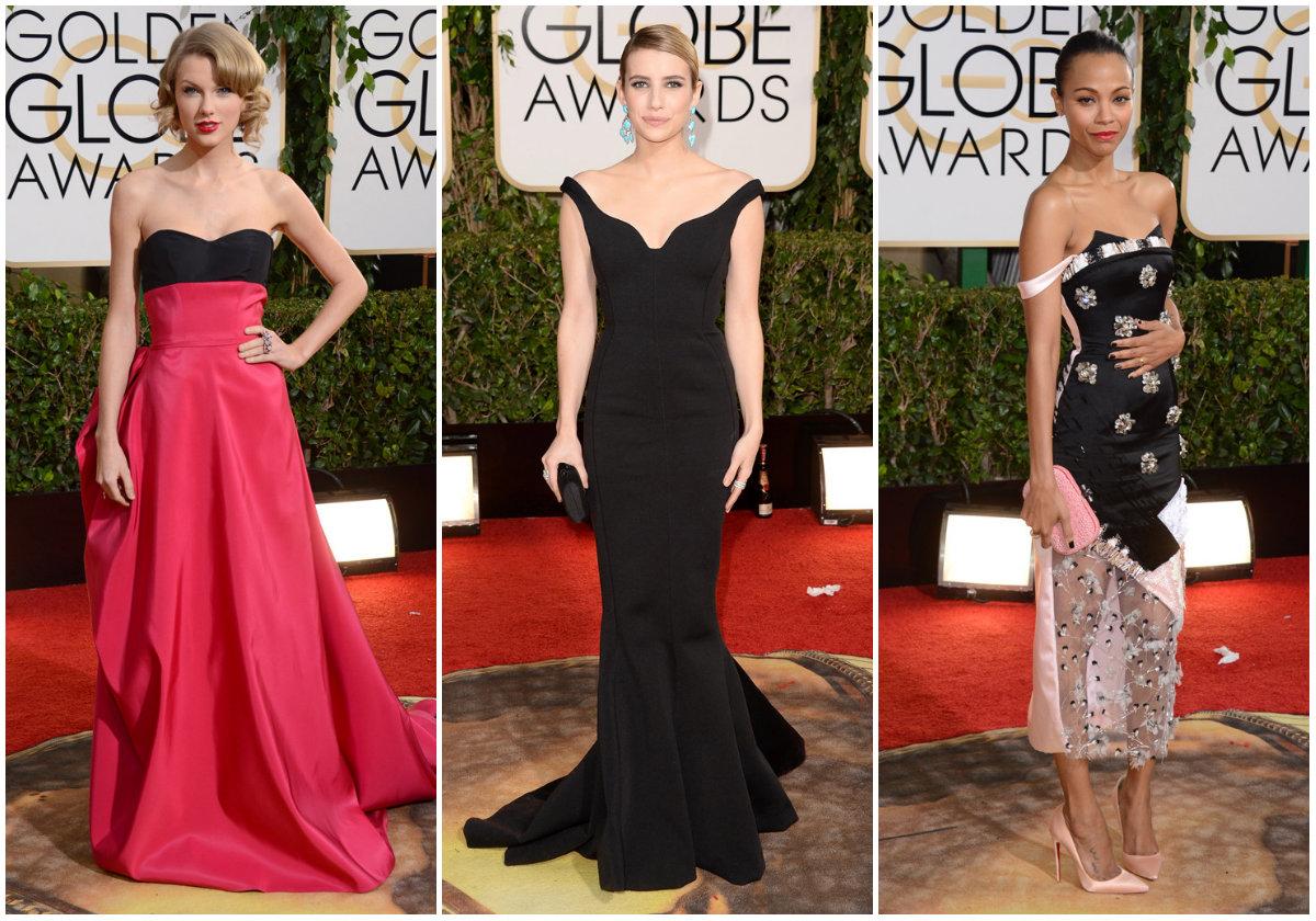 as mais bem vestidas golden globe 2014 3