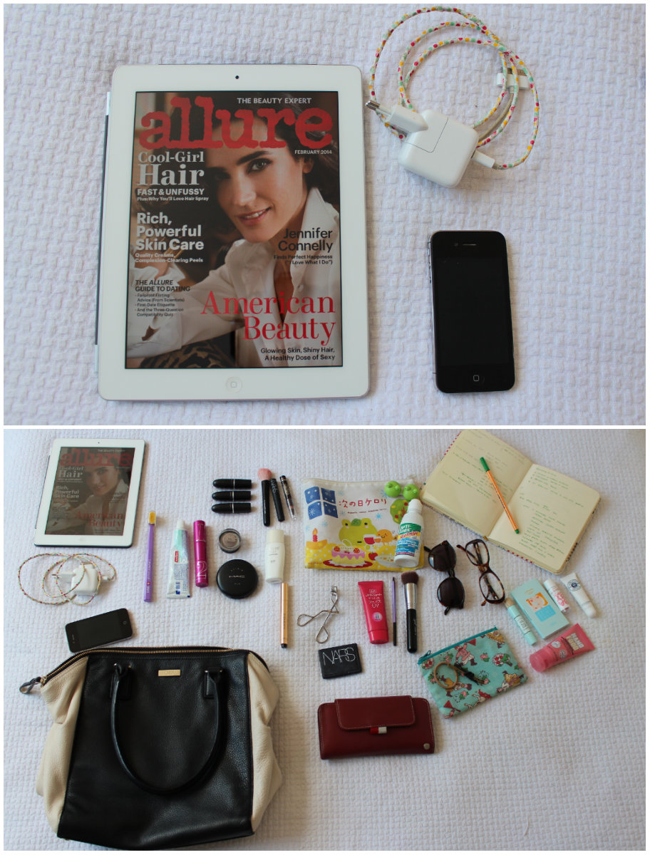 what's in your bag 4