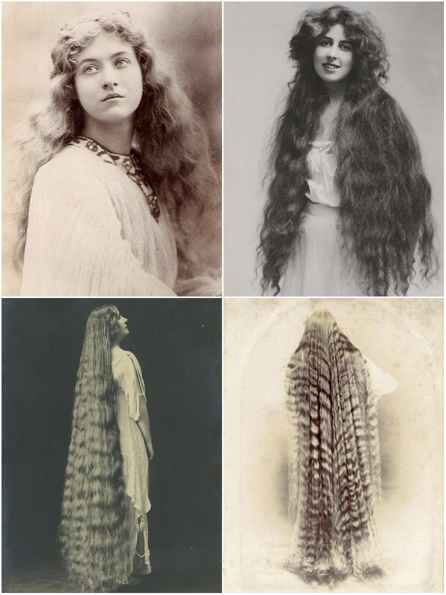 década de 20 e os cabelos 1