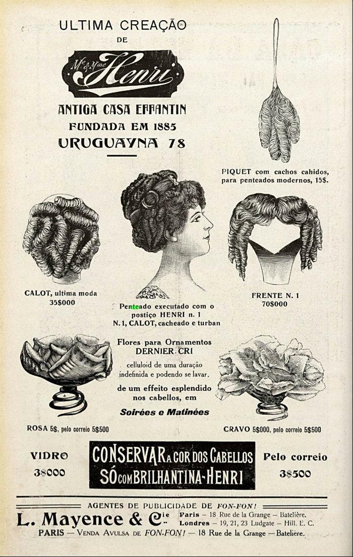 década de 20 e os cabelos 3