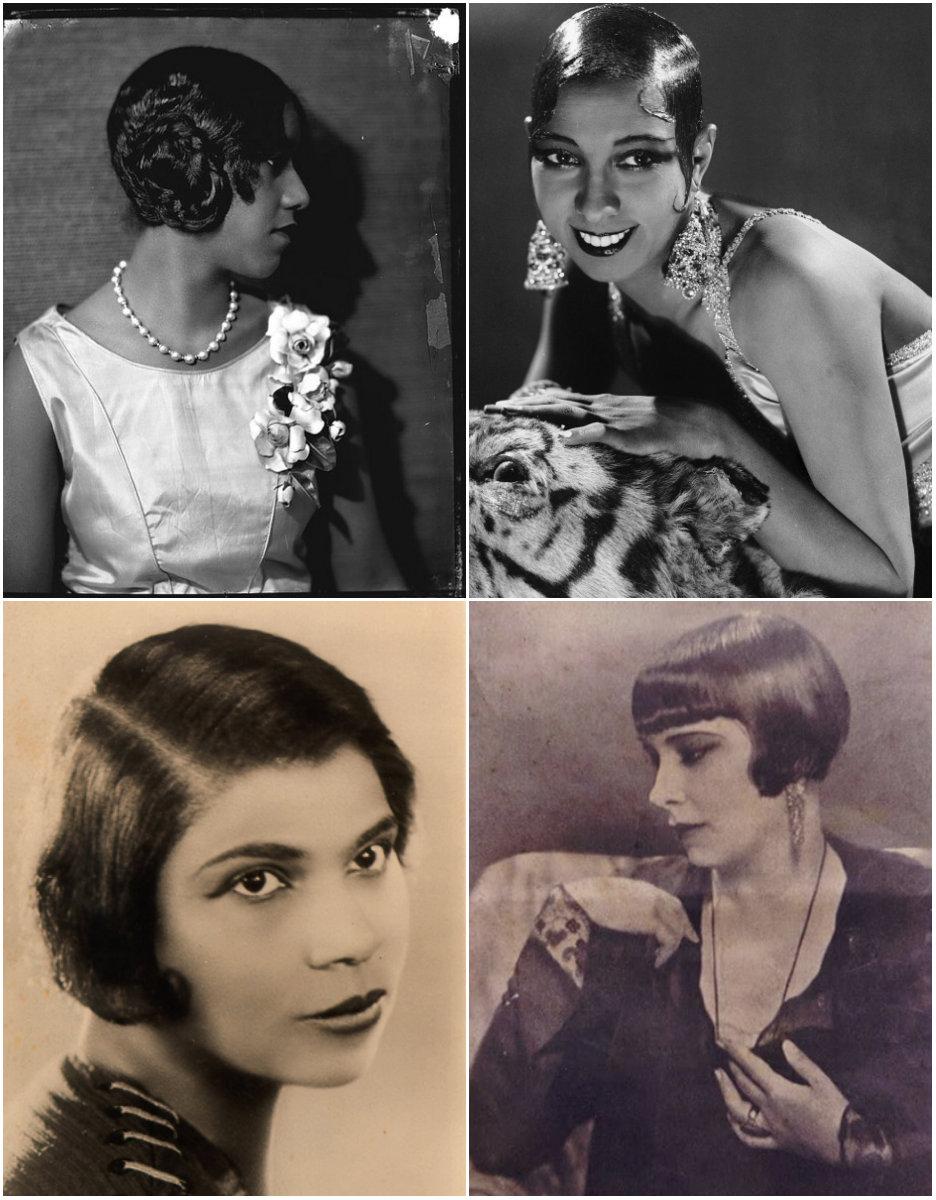década de 20 e os cabelos 7