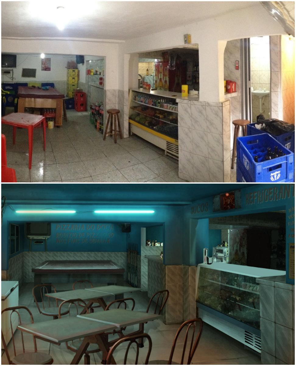 direção de arte alemão antes e depois 1