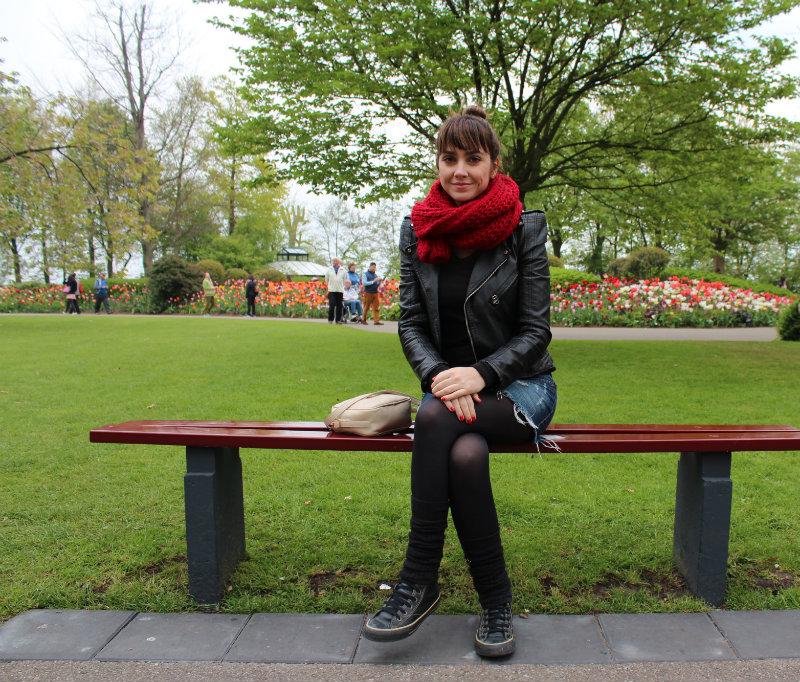 parque das tulipas holanda 1