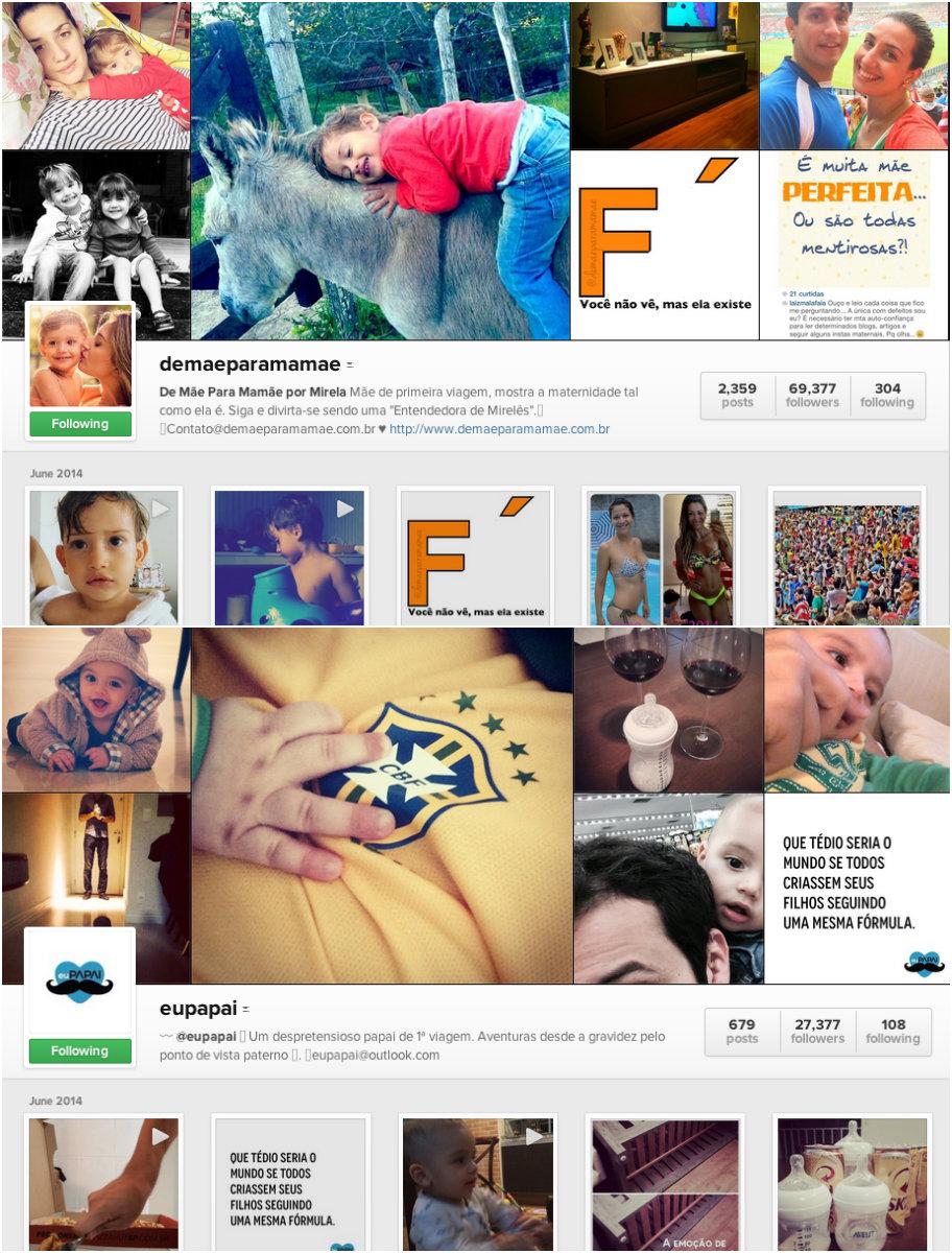 instagram maternidade 2
