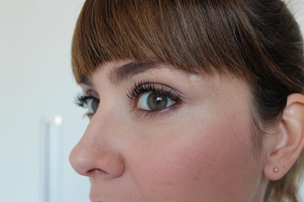 voluminous false fiber lashes 2