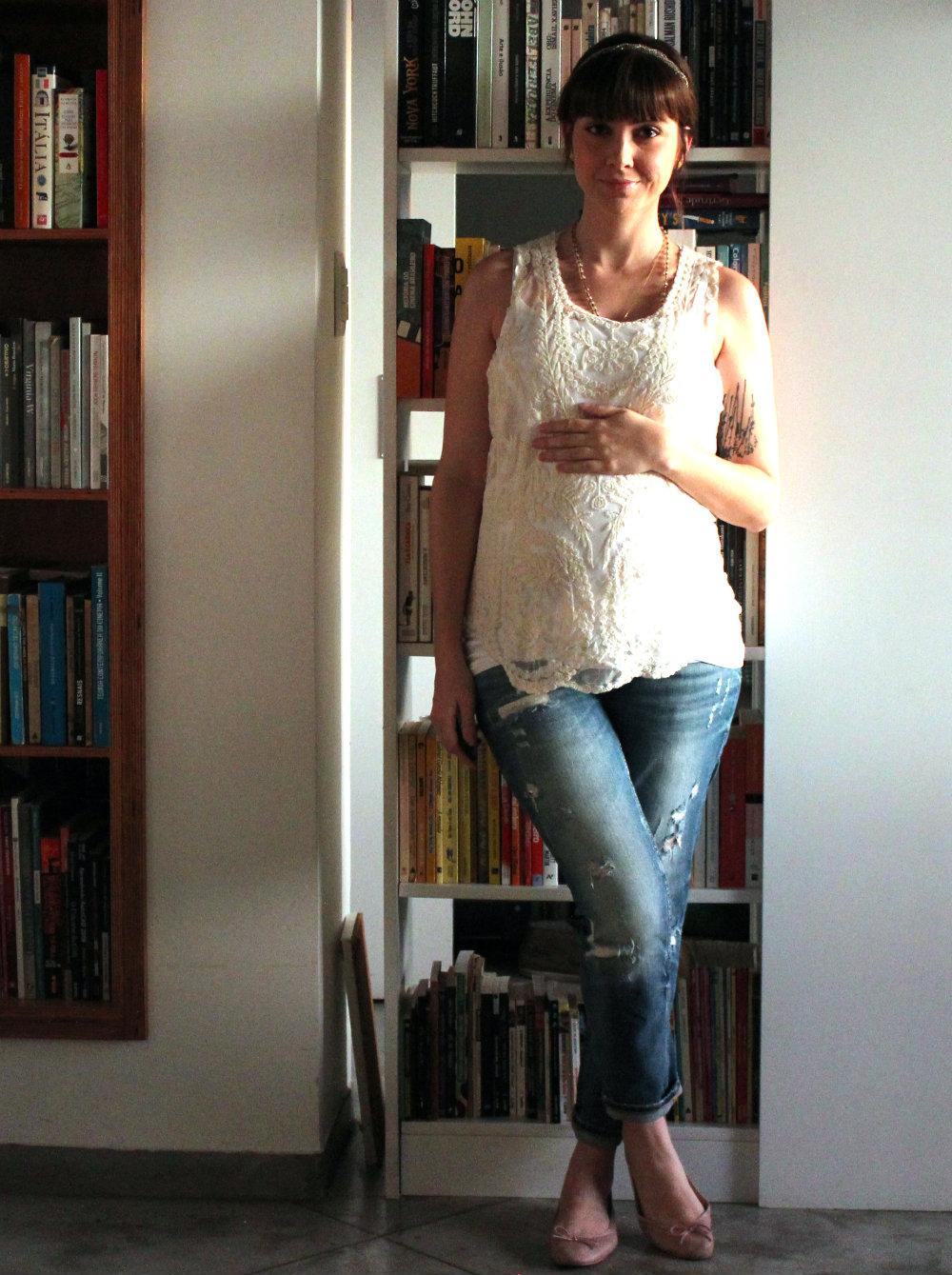 mommy belt calça jeans 1