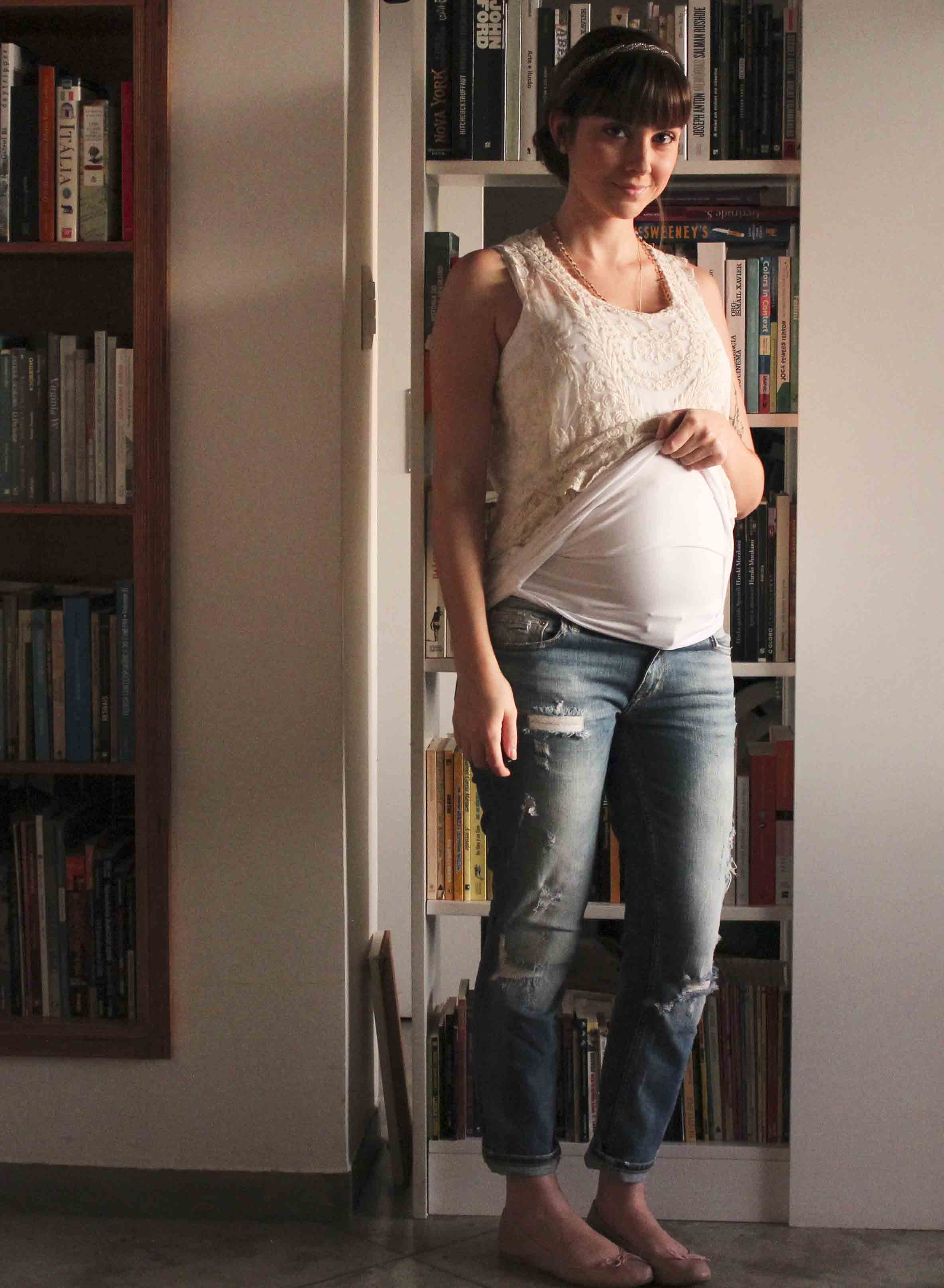 mommy belt calça jeans 4