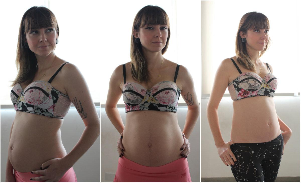 looks segundo trimestre de gravidez 1