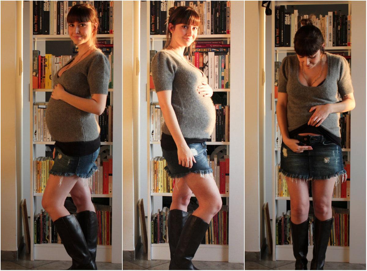 looks segundo trimestre de gravidez 12