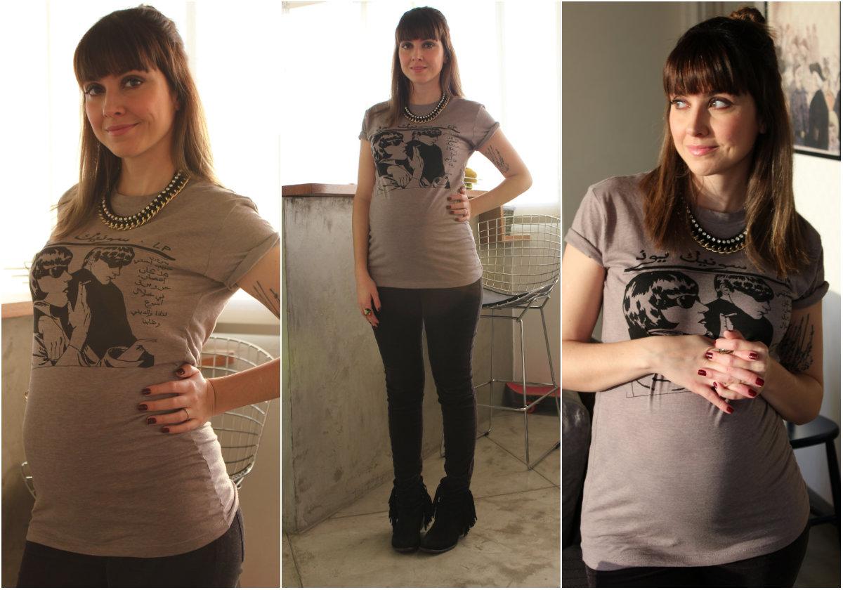 looks segundo trimestre de gravidez 19
