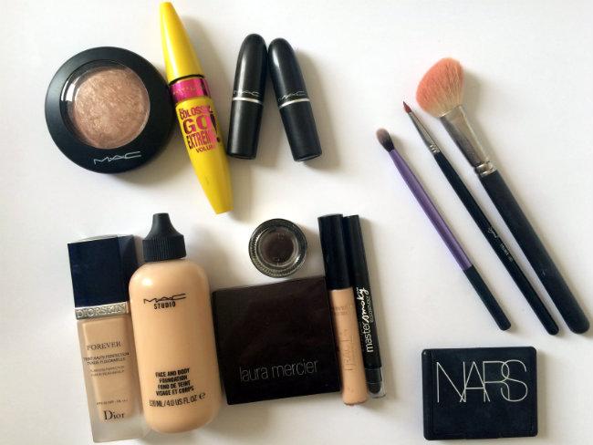 maquiagem para iniciantes o que comprar