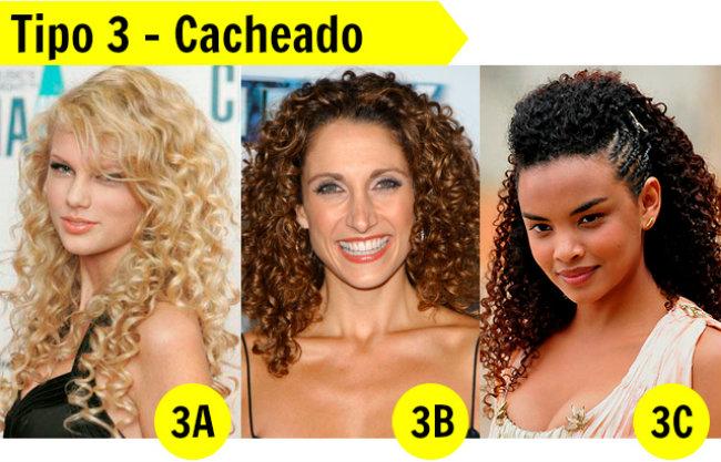 qual seu tipo de cabelo 4