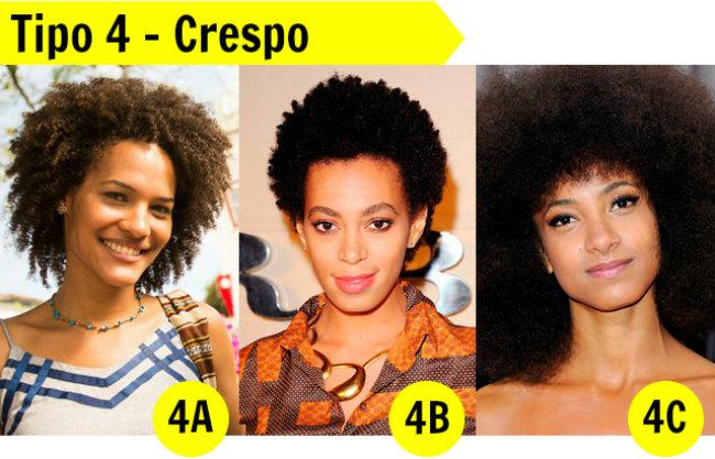 qual seu tipo de cabelo 5
