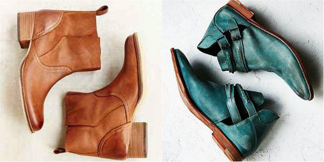 como usar ankle boot marrom 5