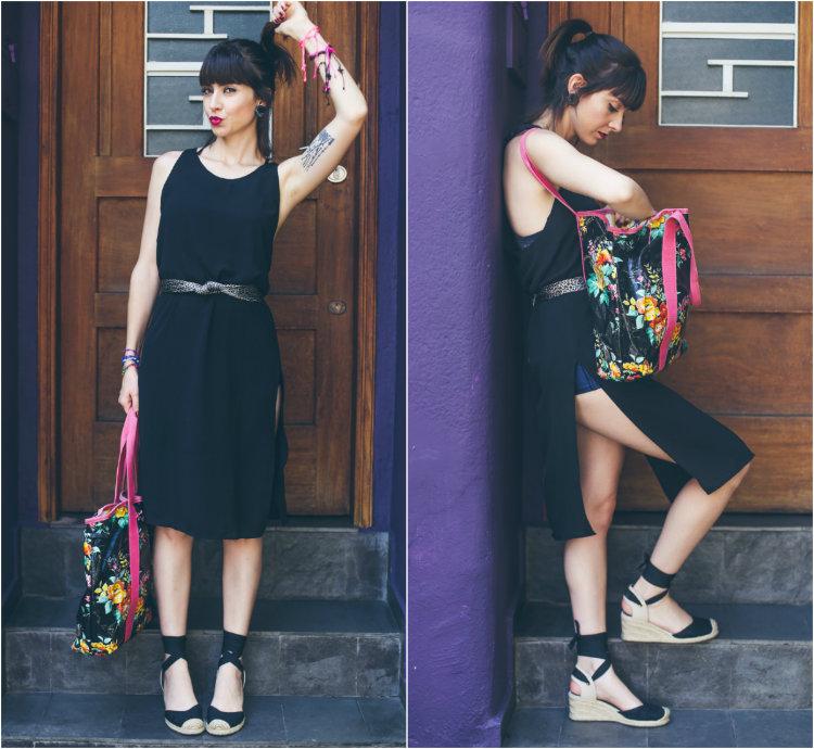 5 looks 1 vestido 2