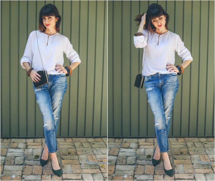 calça jeans look 1