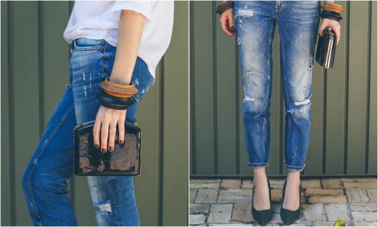 calça jeans look 2