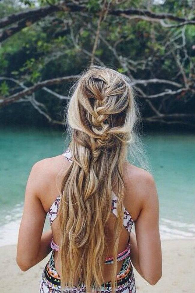 como preparar o cabelo para o verão 2