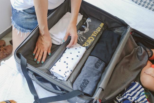 como arrumar malas 3