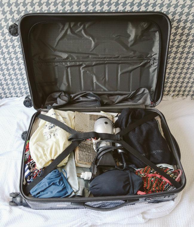 como arrumar malas 5