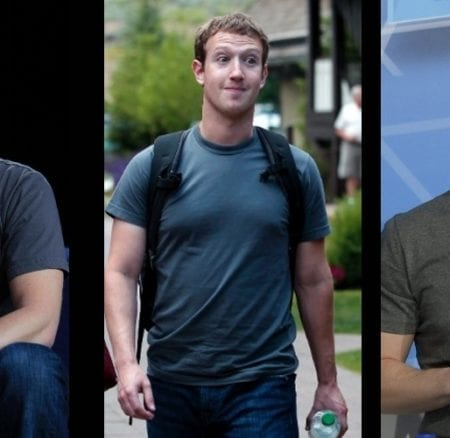 Mark Zuckerberg E O Mito Do Uniforme