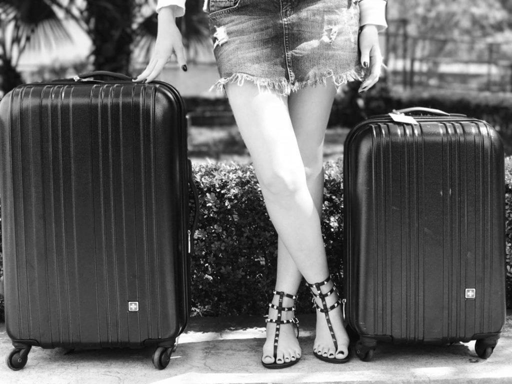 Eu monto muuuuuita mala com cliente viajo muito e sinceramentehellip