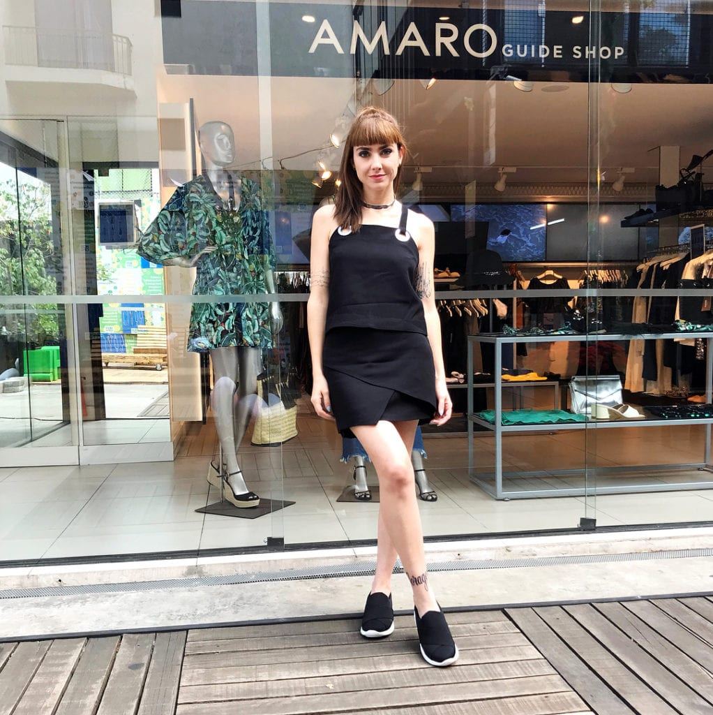 To aqui na AMAROguideshop pra ajudar vocs a escolherem lookshellip