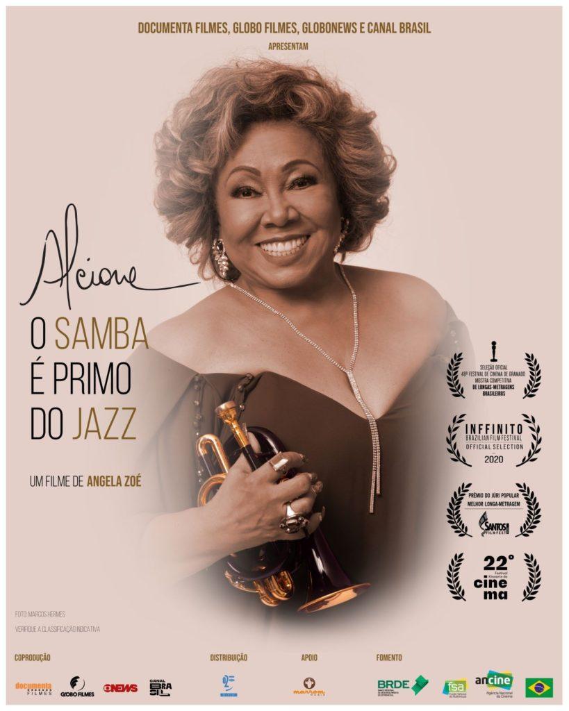o samba é primo do jazz festivais de cinema