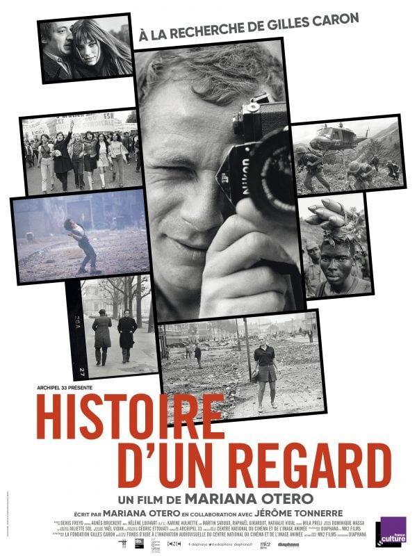 historia de um olhar, cartaz, festivais de cinema